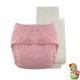 Pañal rellenable Econappi snaps rosa