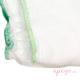 Absorbente Imse Vimse de algodón orgánico detalle