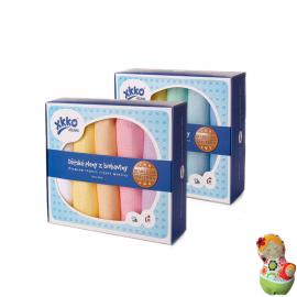 Pack de 5 gasas de colores XKKO