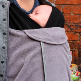 Protector universal Cocoon Fleece para portabebés