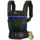Mochila Manduca BlackLine AbsoluteBlue