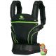 Mochila Manduca BlackLine ScreeminGreen