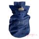 Cobertor Hoppediz de forro polar azul