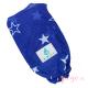 Bandolera de agua Sukkiri azul estrellas