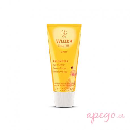 Crema facial de caléndula Weleda