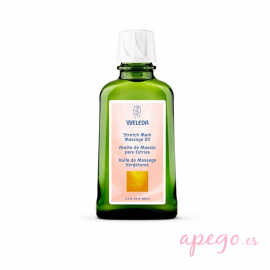 Aceite de masaje para estrías Weleda