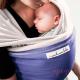 Fular elástico Je porte mon bébé beige iris