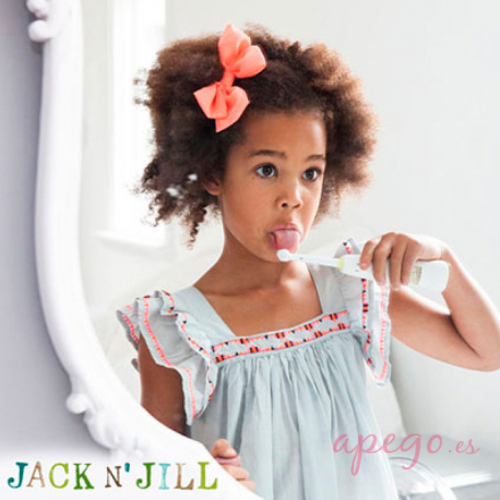 Cepillo de dientes eléctrico Buzzy brush Jack n' Jill