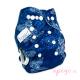 Cobertor Fidella Iced butterfly blue