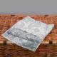 Fular tejido Fidella persian paisley smoke bolsa