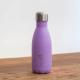 Botella Chilly's 260 ml lila pastel