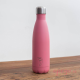 Botella Chilly's 500 ml rosa pastel