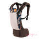 Mochila portabebés Tula Baby Carrier Coast Foxgloves