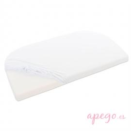 Cubre colchón Babybay algodón