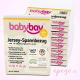 Cubre colchón Babybay algodón packaging
