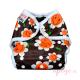 Cobertor Incredibaby snaps Happy Flowers