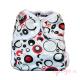 Cobertor Incredibaby snaps Pompas