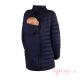 Abrigo de porteo Kowari light jacket escorzo bebé