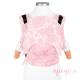 Mochila Fidella Fusion Babysize Iced butterfly pale pink