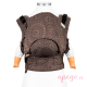 Mochila Fidella Fusion Babysize Mosaic mocha brown