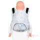 Mochila portabebés Fidella Fusion Toddler 2.0 Iced butterfly light blue