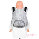 Mochila portabebés Fidella Fusion Toddler 2.0 Iced butterfly smoke