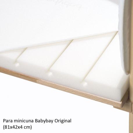 Colchón Babybay Extra-ventilado para minicuna Original