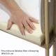 Colchón Babybay Visco-confort para minicuna Maxi o Boxspring