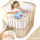 Minicuna Babybay Maxi Natural