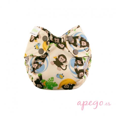 Simplex snaps recién nacido monitos