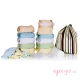 Pack 10 pañales Todo en Dos Pop in unitalla colores pastel