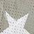 Sukkiri gris estrellas