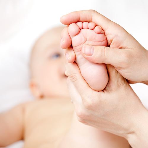 Aceite bebé