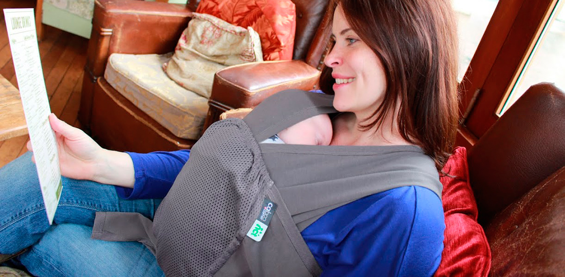 Portabebés ergonómico Caboo NCT