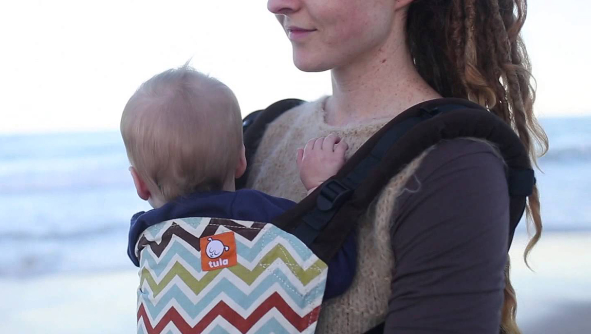 Mochila portabebés Tula Baby