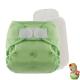 Rellenable Deluxe velcro absorbentes prado verde