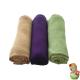Pack de gasas trigo, púrpura y verde