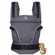 Mochila Manduca PureCotton Darkgrey
