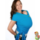 Fular portabebés elástico Boba Wrap turquoise