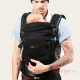 Physiocarrier cuero JPMBB negro