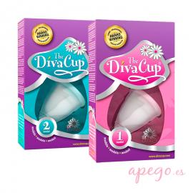 Copas menstruales Diva Cup®