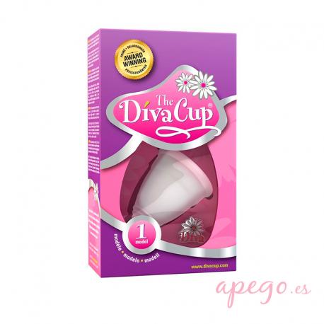 Copa menstrual Diva Cup® talla 1