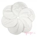 Discos de lactancia lavables Imse Vimse de algodón orgánico