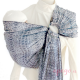 Bandolera Didymos Indio Dark blue white