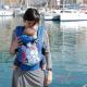 Mochila portabebés Boba 4G Mediterranean