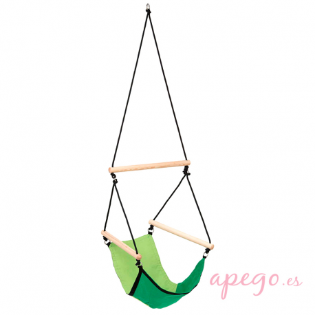 Columpio Kid's Swinger Amazonas green