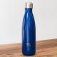 Botella Chilly's 500 ml azul mate