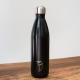Botella Chilly's 750 ml negro mate