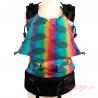 Mochila Portabebés Buzzidil Versatile Rainbow feathers Standard