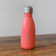Botella Chilly's coral pastel 260 ml